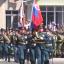 фото В Моздоке День Победы отметили военным парадом и народными гуляниями